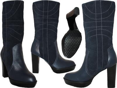 полусапожки женские shoes.ru 2998.000