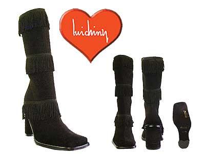 сапоги женские shoes.ru 990.000