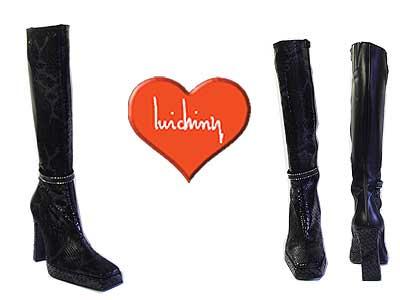 сапоги женские shoes.ru 2498.000