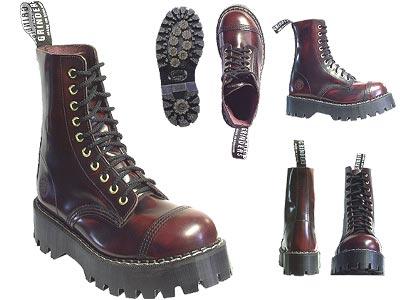 Ботинки Grinders