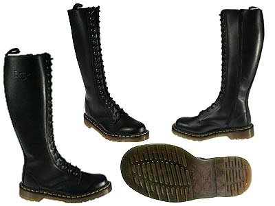 ...1B60 Z ботинки жен Dr Martens Dr Martens (49442). ботинки. текстиль.