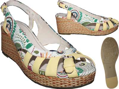 Босоножки женские shoes.ru 1998.000