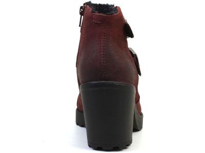 ботильоны женские утепленные shoes.ru 5498.000