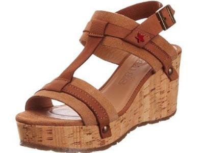 Босоножки женские shoes.ru 3398.000