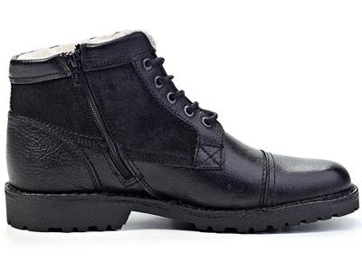 ботинки мужские утепленные shoes.ru 4498.000
