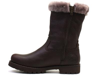 полусапожки женские утепленные shoes.ru 9598.000