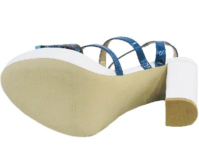 Босоножки женские shoes.ru 2398.000
